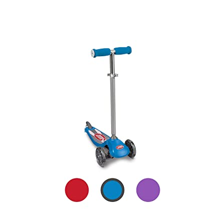 Amazon.com: Radio Flyer Lean N Glide Scooter con ruedas ...