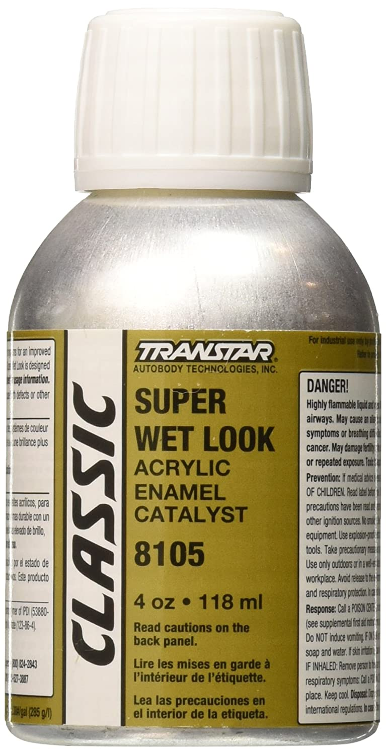 TRANSTAR 8105 Super Wet Look - 0.25 Pint