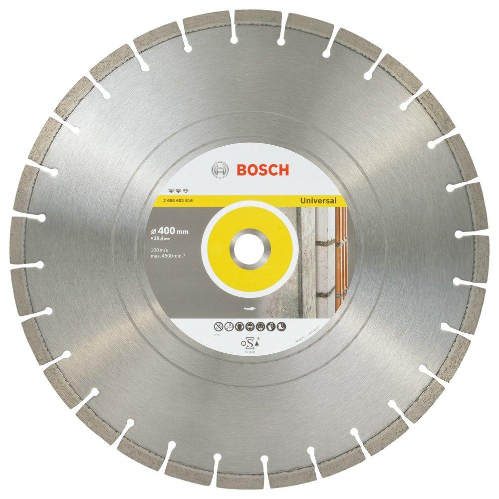 Bosch Diamanttrennscheibe Expert for Universal, grau, 2608603816