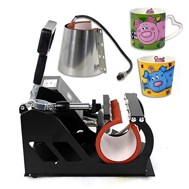 Best Cheap Mug Heat Press: F2C Cup Heat Press Machine