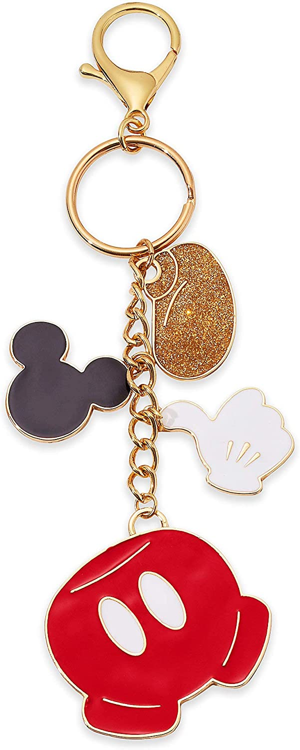 Disney Mickey Mouse Icons Bag Charm
