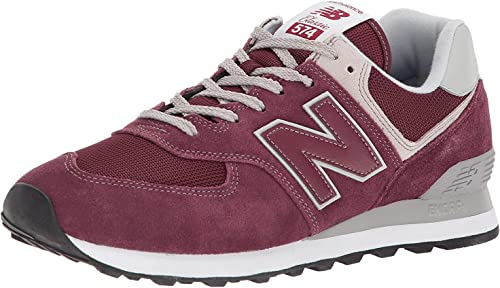 new balance 574 uomo rosa
