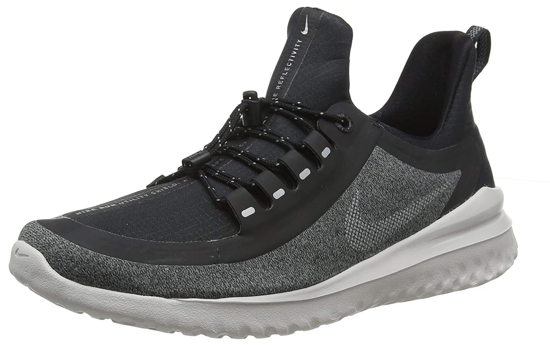 TALLA 43 EU. Nike Renew Rival Shield, Zapatillas de Running para Hombre