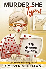 Murder She Typed (Senior Snoops Cozy Mystery Book Series) (Volume 1) Paperback