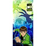 Ben 10: Alien Force 102 Inch X 54 Inch Plastic Tablecover