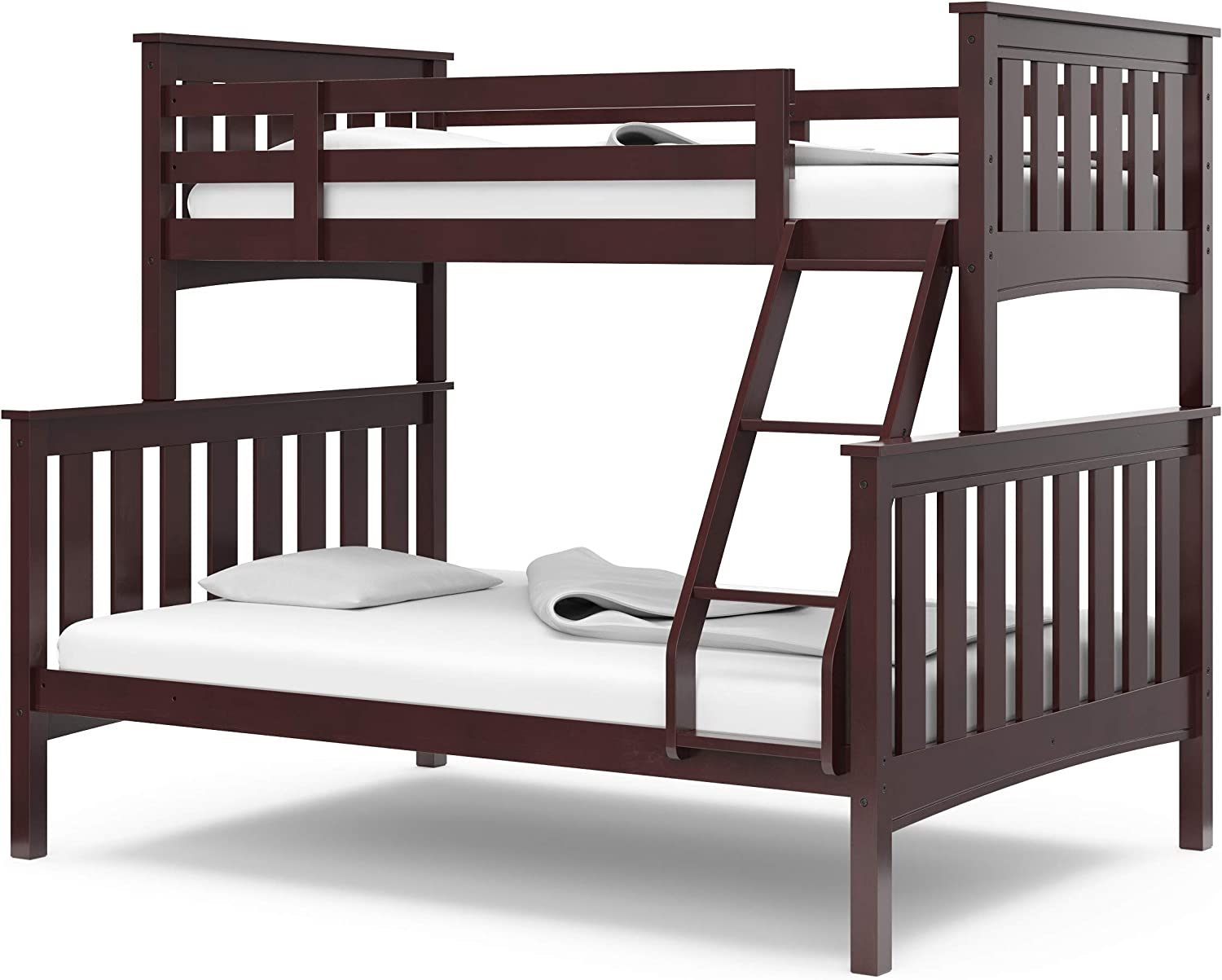 Thomasville Kids Winslow Twin Over Full Bunk Bed, Espresso