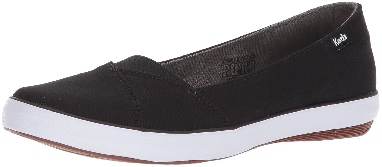 Keds Women's Cali Ll Canvas Sneaker B073SJG3GN 11 M US Black