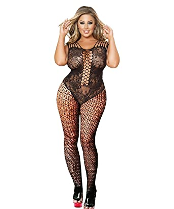 Fishnet bodystocking pictures