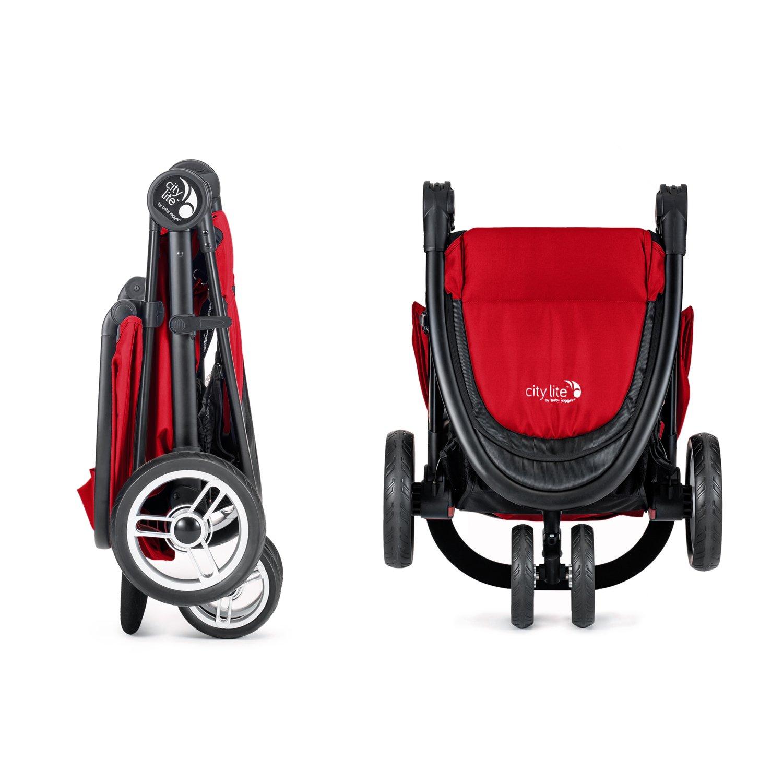 Baby Jogger - Carricoche City Lite de 3 ruedas rojo Talla:14 ...