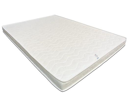 519 opinioni per Baldiflex Materasso Matrimoniale Easy 160 x 195 cm- Cotone Ortopedico