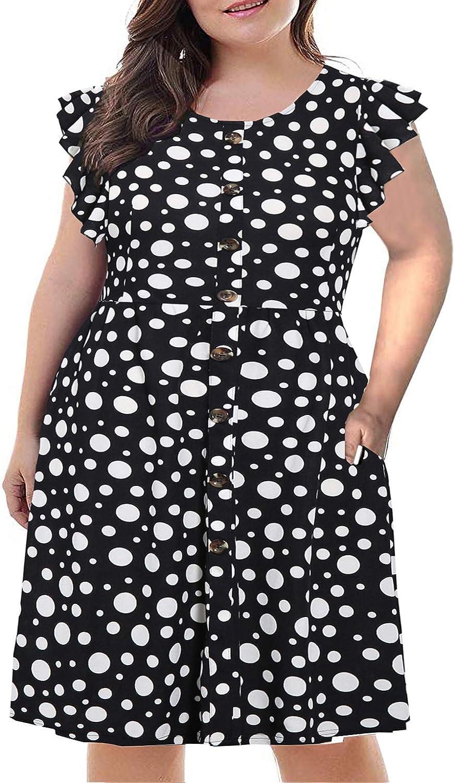BEDOAR Women's Plus Size...