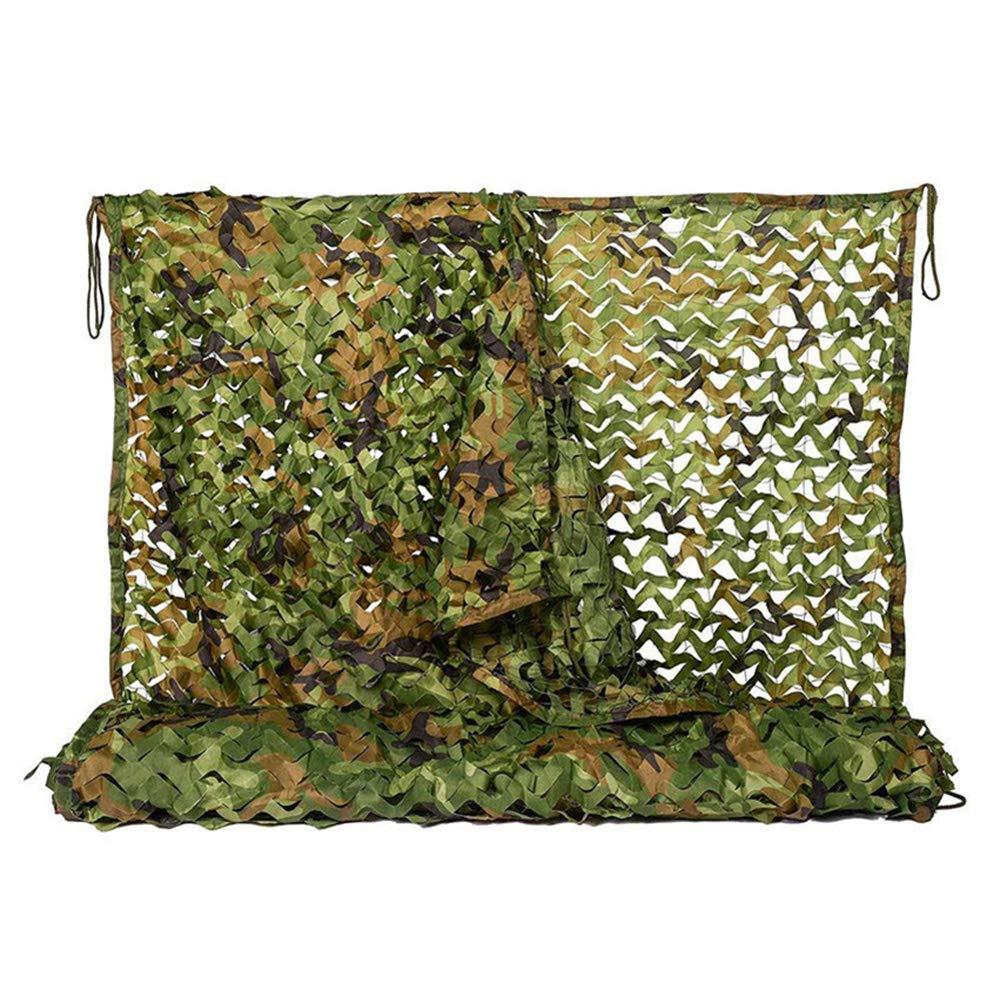 2x3m(6.69.8ft) GYiYi Filet de Camouflage boisland, Filet d'ombrage, Tente pour Enfants, Convient à la Chasse au Camping, décoration de Jardin, 2  3m   3  4m   6  6m