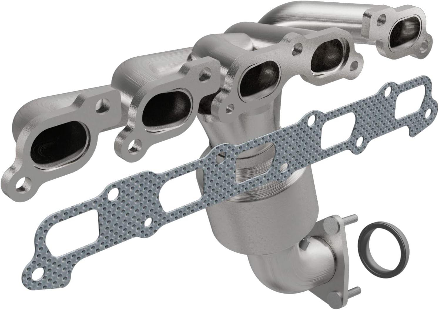 2006 New Dorman 674-703 Catalytic Converter Exhaust Manifold for Hummer H3 3.5