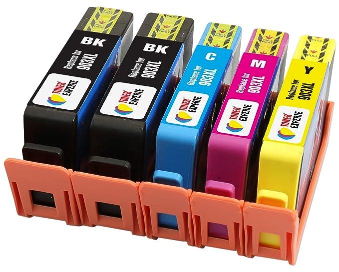 TONER EXPERTE® 4 XL Negros Cartuchos de Tinta compatibles ...