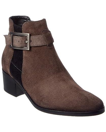 cheap for discount 4c46c 98681 florene florene florene aquatalia étanches, chaussures de daim bottine,  gris. f7b126