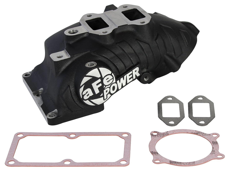 aFe Power 46-10073-1 BladeRunner Intake Manifold with Gasket for Dodge Diesel Trucks