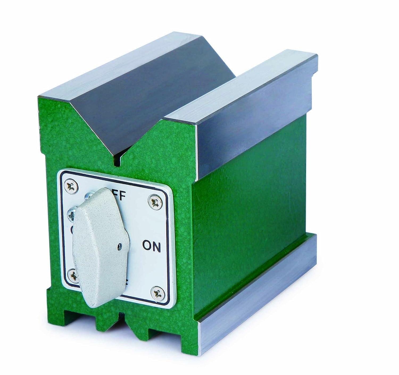 Insize 6889–22Bloc V magnétique, individuel, 100mm x 70mm x 95mm