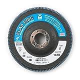 Mercer Industries 266080 Zirconia Flap Disc, High