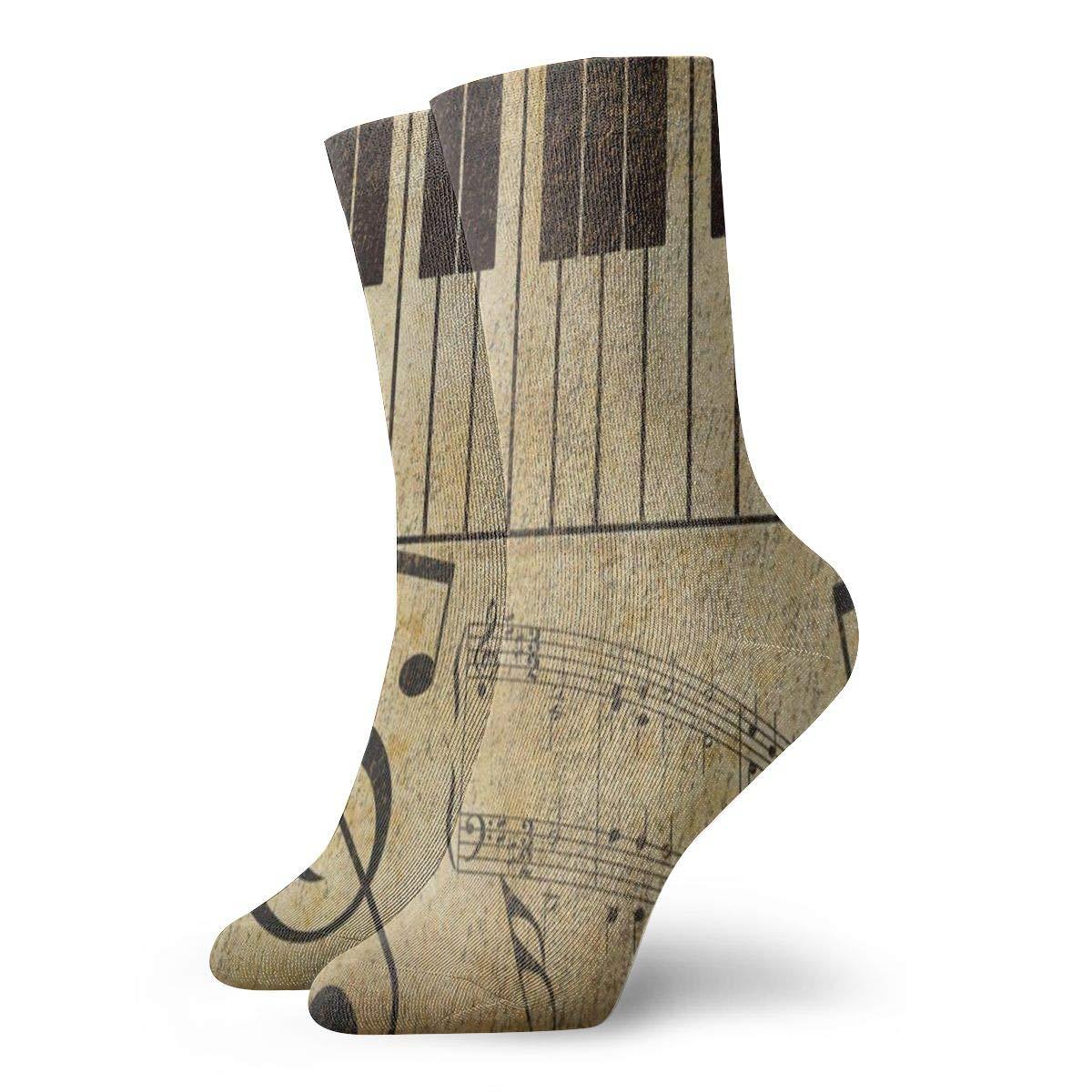 Mens Fun Dress Socks Polar Bears Cotton Socks