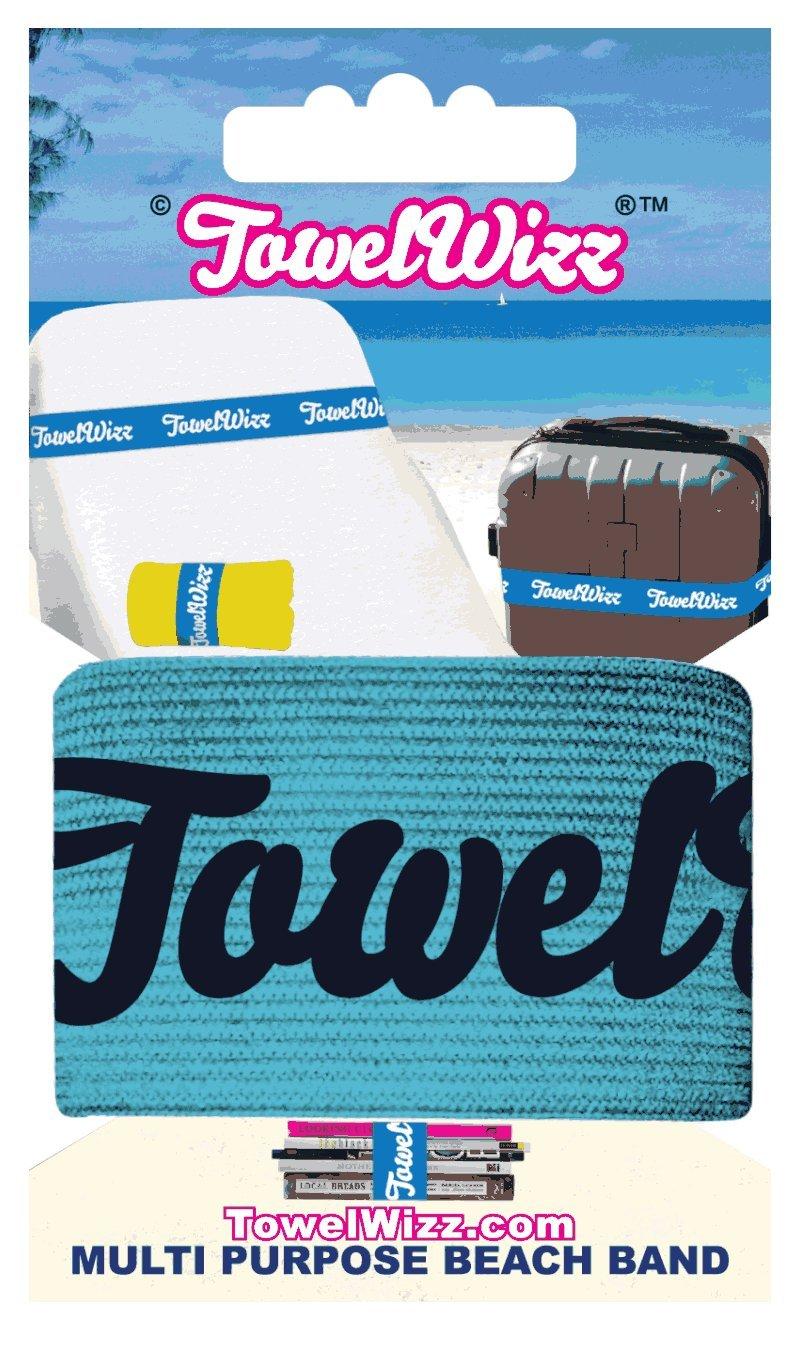 Towelwizz Multi Purpose Beach Band 000