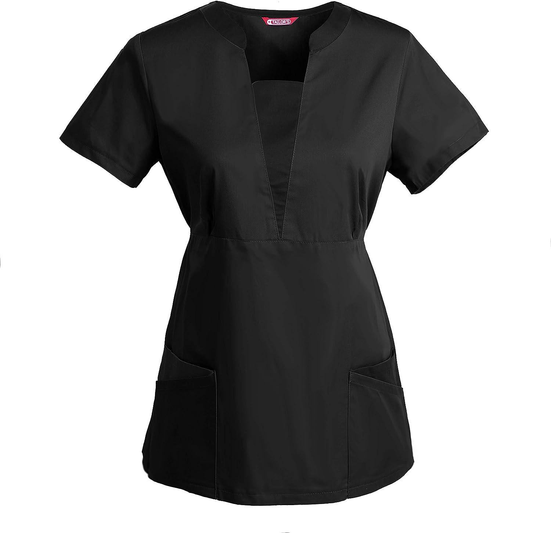 TAILORS da donna Nero  S Scrub//divise da allattamento