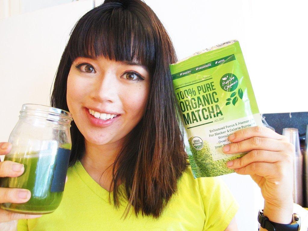 Amazon Com Matcha Green Tea Powder All Natural Weight Loss