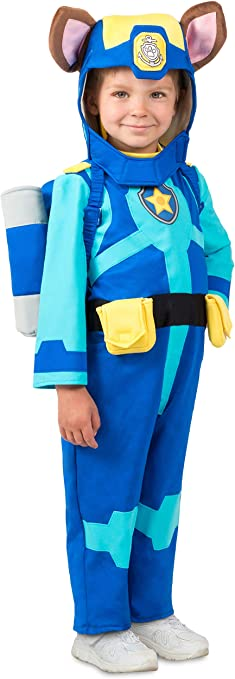 Nickelodeon Paw Patrol Sea Patrol Chase Toddler/Child Costume - XS ...