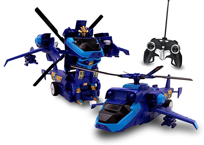 Buy Transformers Rc Helicopter Remote Control Transforming Autobot