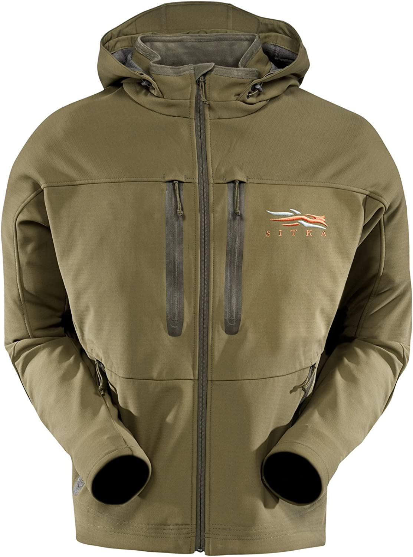 Optifade SITKA Gear Mens Jetstream Windstopper Jacket