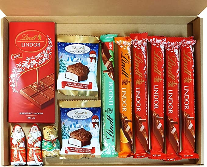 Ultimate Lindt Chocolate Selection Box Lindt Lindor Assorted Chocolate Collections