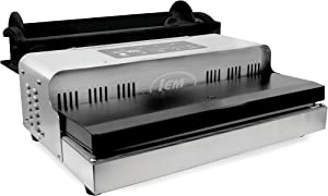 LEM Products 1088B MaxVac 1000 Vacuum Sealer with Bag Holder & Cutter