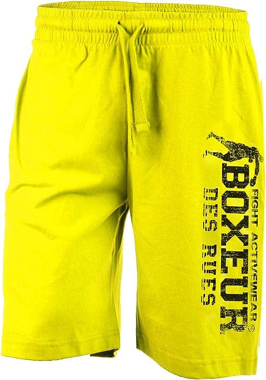 XL,23Rosso Xmiral Camicia Casual Allentata a Maniche Corte con Colletto rovesciato