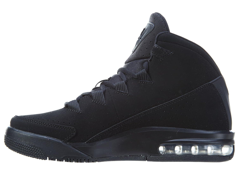 5.5Y US Big Kid Jordan Air Deluxe Black//Black-Black
