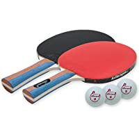 Killerspin 110-07 Jetset 2 Table Tennis Paddle Set with Balls