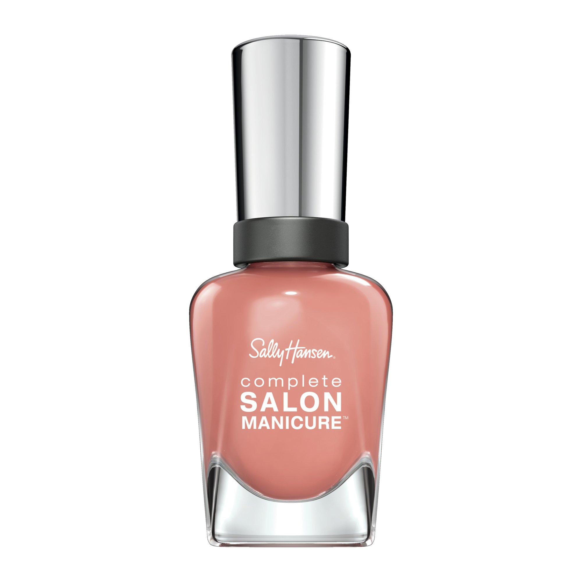 Amazon.com : Sally Hansen - Complete Salon Manicure Nail Color ...