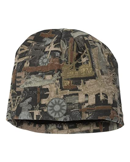 Image Unavailable. Image not available for. Color  Realtree Camo Knit Beanie c8194367f6b