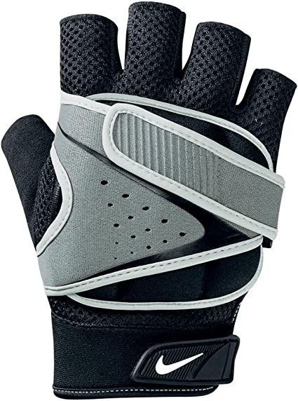 Nike 1 Pound Weighted Training Gloves Black Dark Charcoal White Large Training Gloves Amazon Canada