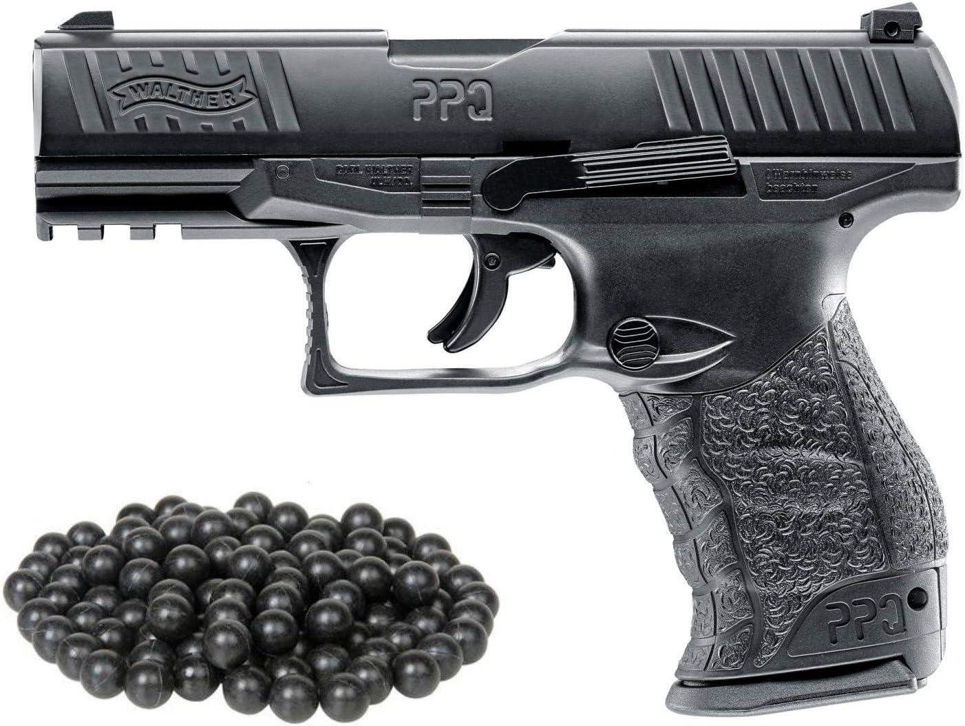 50x Umarex T4E Battle Dust Powderballs cal.43 Stück weiss paintball gotcha ppq
