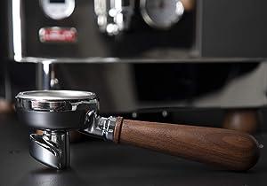 Lelit Espressomaschinen mit Siebträger Bianca - PL162T mit Rotationspumpe