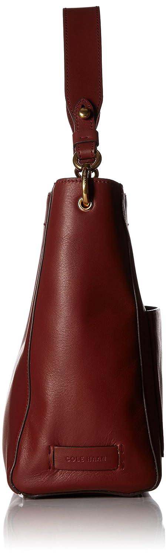 bc4c2118a88 ... Cole Haan Zoe Small Bucket Crossbody Leather Bag, Fired Brick Handbags  Amazon.com buy ...