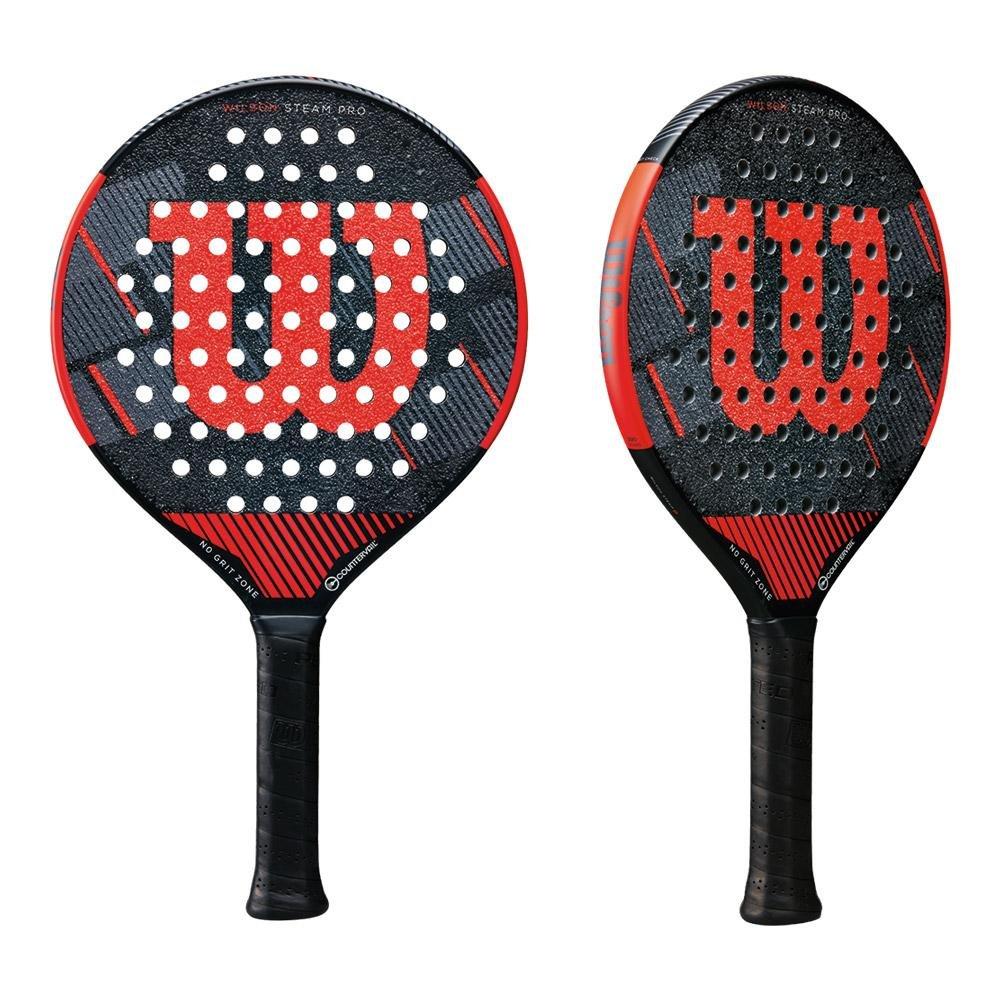 Wilson Pro de vapor countervail plataforma tenis Paddle: Amazon.es: Deportes y aire libre