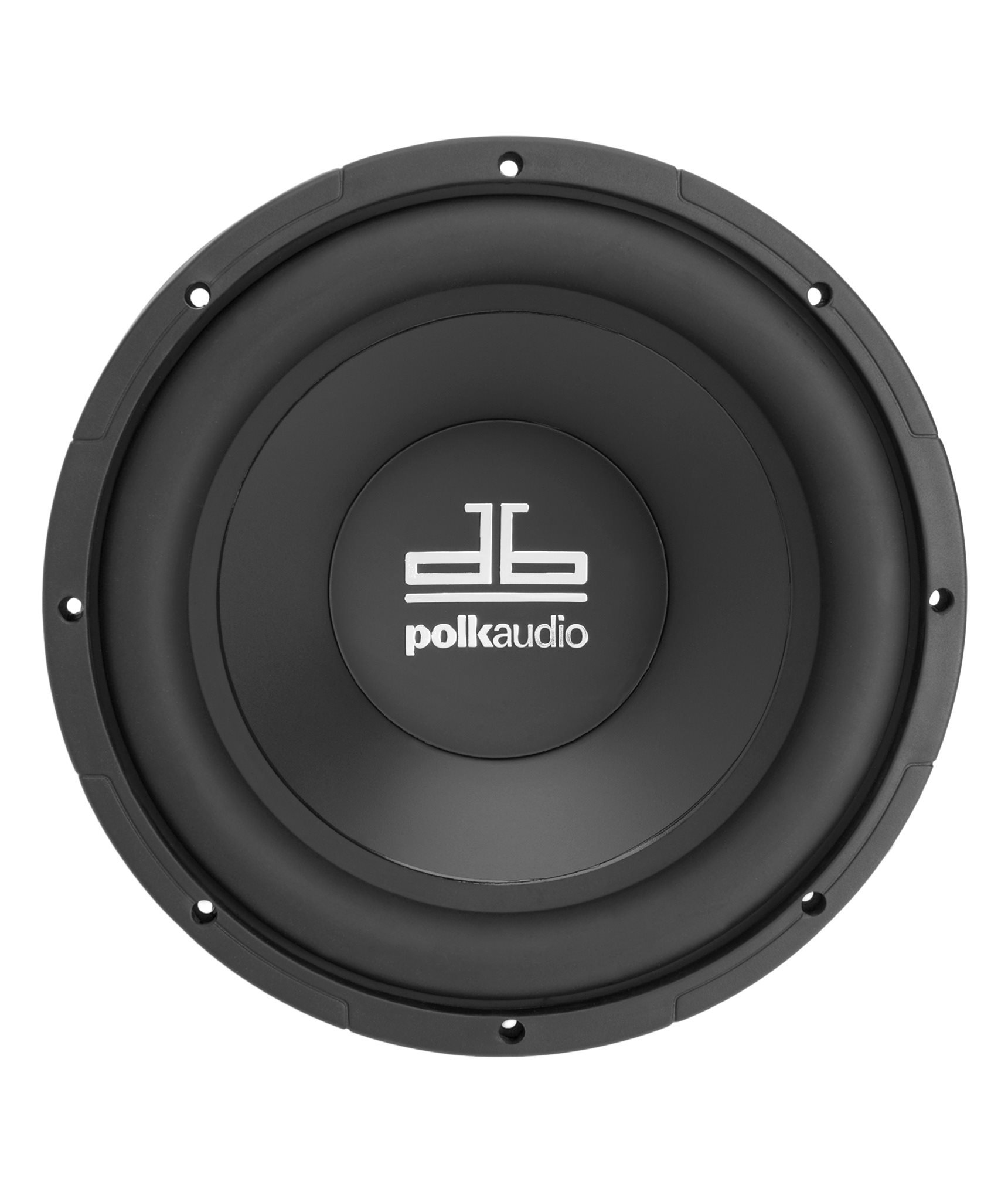 Polk Audio db1040 10-Inch Single Voice Coil Subwoofer (Single, Black)