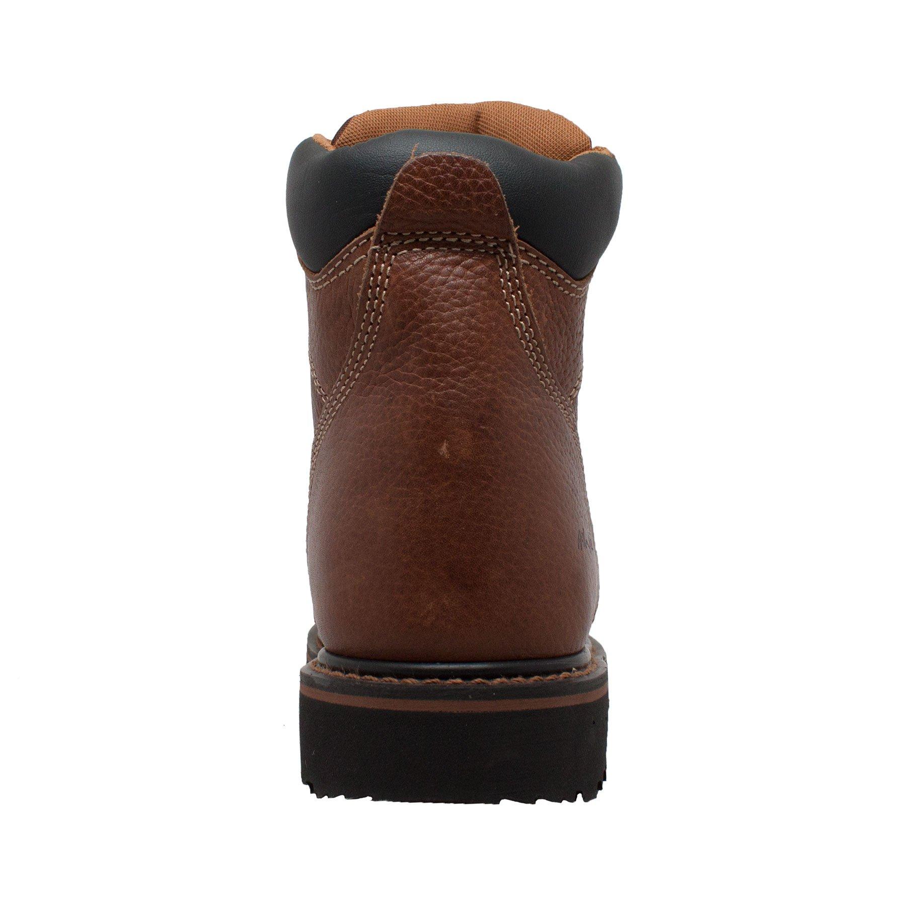 Adtec Men's 6 inch Comfort Work Boot, Light Brown, 8.5 W US by Adtec (Image #3)