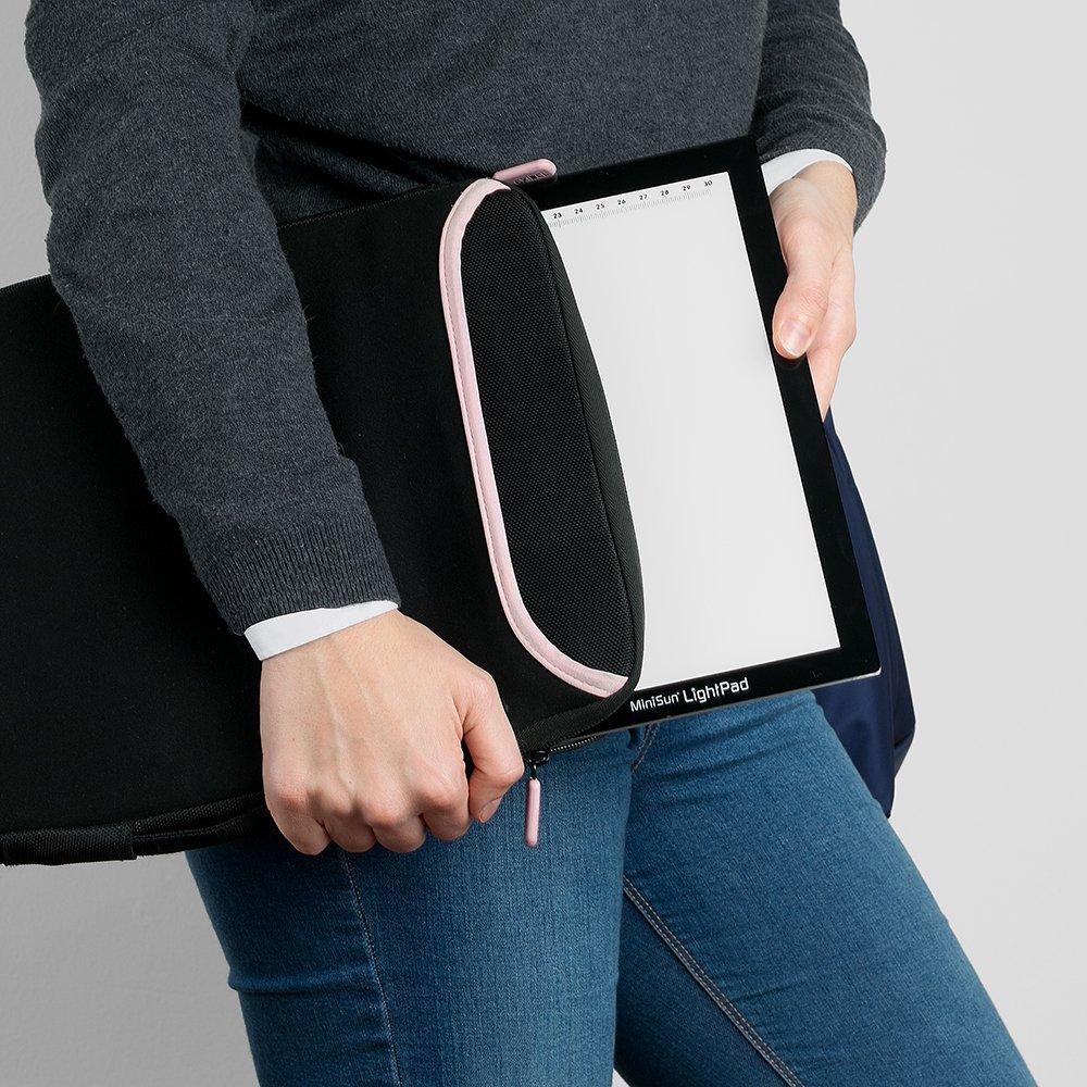 dibujo y manualidades Tableta de luz LED de tama/ño A2 ultra fina para dise/ño MiniSun