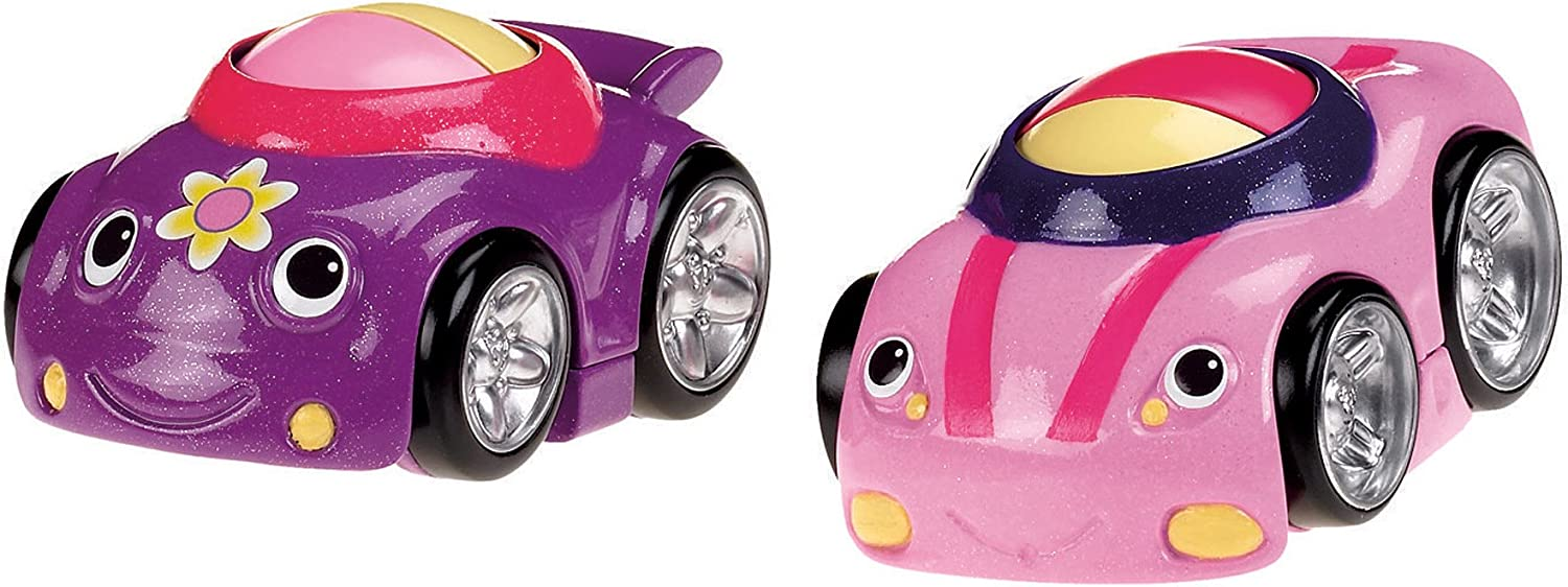 T7179 Jouet Premier Age Vehicules Filles Fisher-Price Zoom Zooms