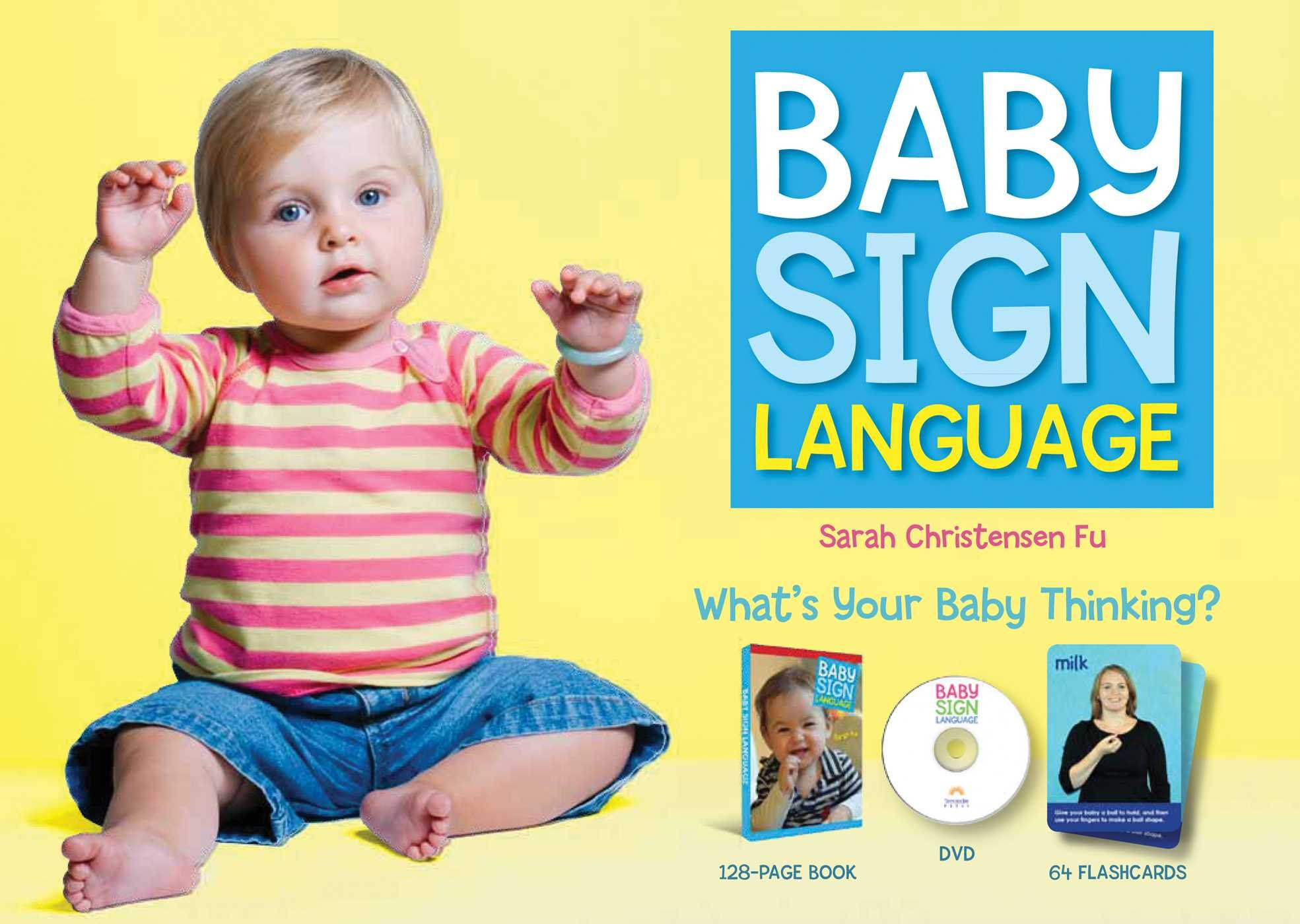 Baby Sign Language by Thunder Bay Press