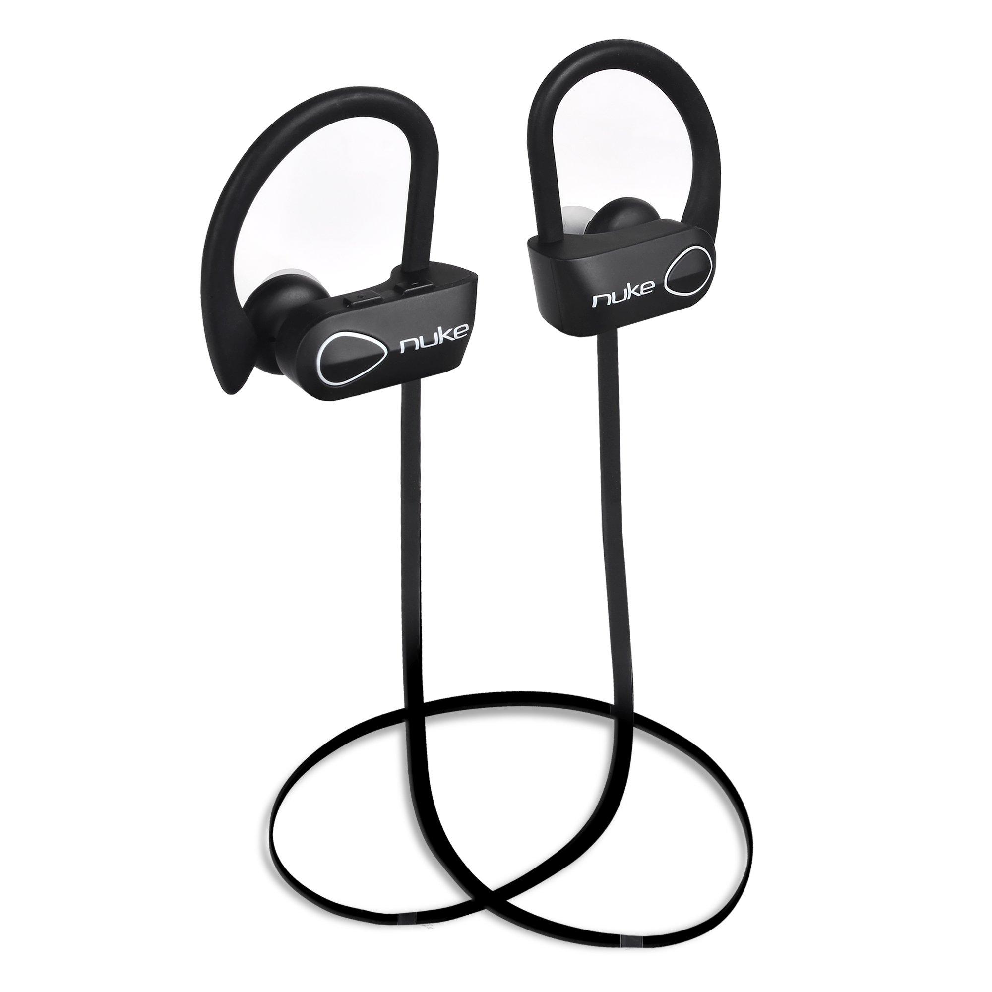 Auriculares Bluetooth Inalambrico Cancelacion de Ruido Inalambrico Earbuds Bluetooth Headset con Microfono IPX7 para Spo