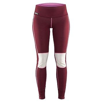Craft Sous-vêtement de sport pour femme åre Pants XXL plum-sand ... ef4f0df5873