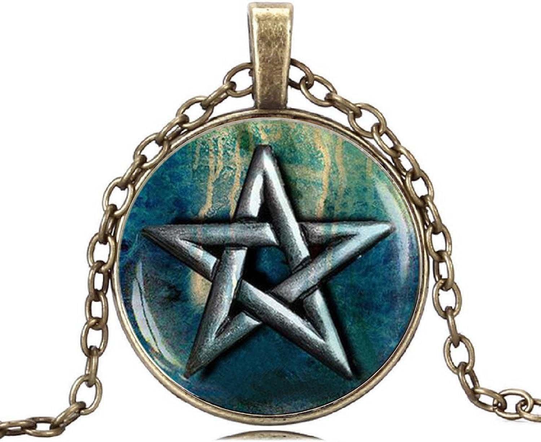 Amazon.com: handmade Boho necklace, woman necklace, uno de