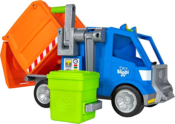 Blippi Recycling Truck toy for kids